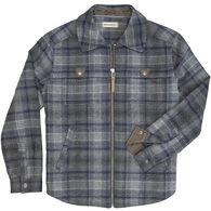 Dakota Grizzly Men's Fairbanks Zip Wool Jacket