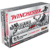 Winchester Deer Season XP 6.5 Creedmoor 125 Grain Extreme Point Rifle Ammo (20)