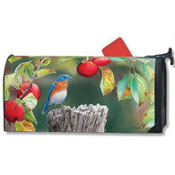 MailWraps Orchard Bluebird Magnetic Mailbox Cover