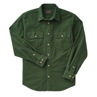 Filson Men's Field Flannel Long-Sleeve Shirt