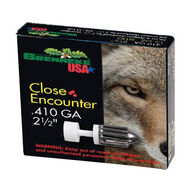 "Brenneke Close Encounter 410 GA 2-1/2"" 1/4 oz. Slug Ammo (5)"