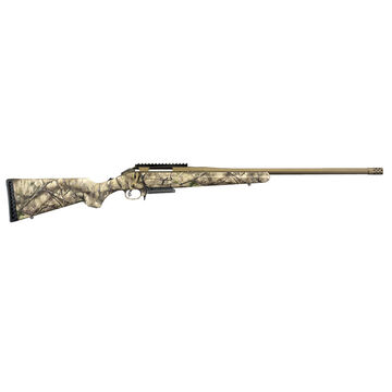 Ruger American Rifle Go Wild Camo 308 Winchester 22 3-Round Rifle
