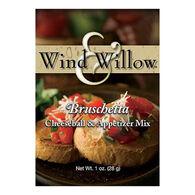 Wind & Willow Bruschetta Cheeseball & Appetizer Mix