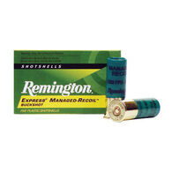 "Remington Express Managed-Recoil 12 GA 2-3/4"" #00 Buck 8 Pellet Buckshot Ammo (5)"