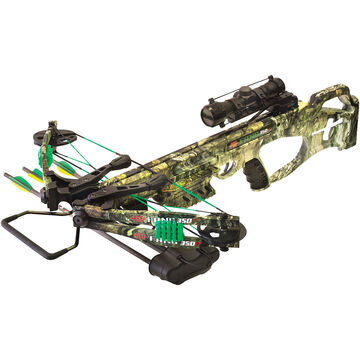 PSE Fang 350 XT Crossbow Package