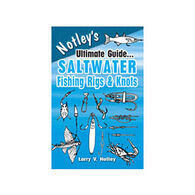 Guide To Saltwater Fishing Knots For Gear & Fly Fishing: Knots For Super Braid, Dacron, Braid And Monofilament Lines By Larry V. Notley
