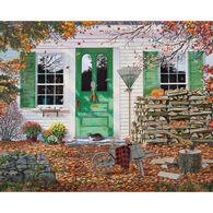 White Mountain Jigsaw Puzzle - Autumn Leaves