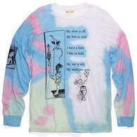 Stance Men's Dr. Seuss My Shoe Is Off Long-Sleeve Sleep T-Shirt
