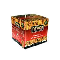Wood Products 15-Lb. Box Fatwood Firestarter
