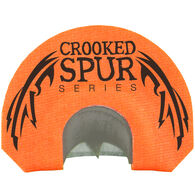 FoxPro Crooked Spur Orange Bat Turkey Call