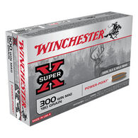 Winchester Super-X 300 Winchester Mag 180 Grain Power-Point Rifle Ammo (20)