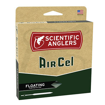 Scientific Anglers AirCel WF Floating Fly Line