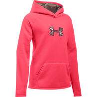 Under Armour Girls' UA Storm Caliber Hoodie