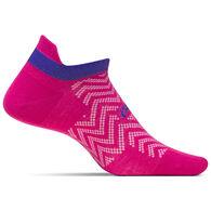 Feetures! Women's High Performance Ultra Light No Show Tab Sock