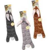 Spot Skinneeez Rabbit Stuffing-Free Dog Toy