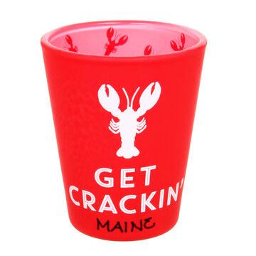 Cape Shore Maine Lobster - Get Crackin Shot Glass