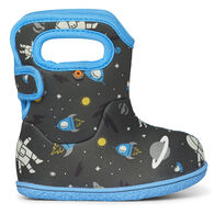 Bogs Infant/Toddler Boys' Baby Bogs Spaceman Insulated Boot