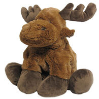 Wishpets Stuffed Sitting Moose Plushie