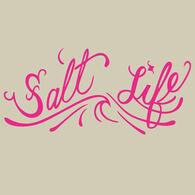Salt Life OG Medium Decal - Pink