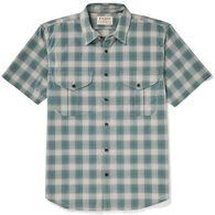 Filson Men's Feather Cloth Short-Sleeve Shirt