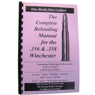 Loadbooks USA The Complete Reloading Manual for the .356 & .358 Winchester
