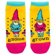 Karma Women's Gnome Grown Ankle Sock