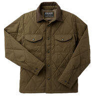 Filson Men's Hyder Quilted Long-Sleeve Jac-Shirt