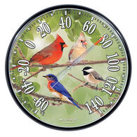 """AcuRite 12.5"""" Songbirds Thermometer"""
