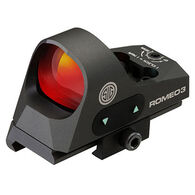 SIG Sauer Romeo3 1x25mm 3 MOA Red-Dot Reflex Sight
