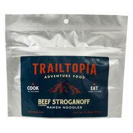 Trailtopia Ramen Noodles - Beef Flavored Stroganoff - 1 Serving