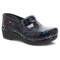 Dansko Women's XP 2.0 Paint Swirl Patent Leather Clog