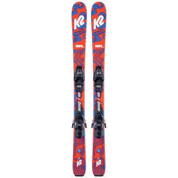 K2 Childrens Indy Alpine Ski w/ Binding