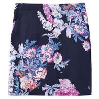 Joules Women's Portia Print Skirt