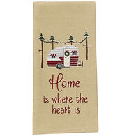 Park Designs Home Is Where The Heart Is Dish Towel