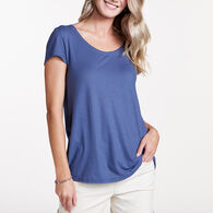 Toad&Co Women's Tissue Crossback Short-Sleeve T-Shirt