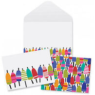 Cape Shore Colorful Buoys Boxed Notes
