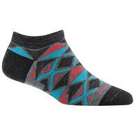 Darn Tough Vermont Women's El Sarape No Show Light Cushion Sock - Special Purchase