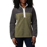 Columbia Women's Benton Springs Half Snap Fleece Pullover