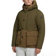 Woolrich Men's Teton Anorak Down Jacket