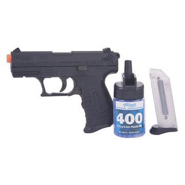 Walther P22 6mm Airsoft Pistol Kit