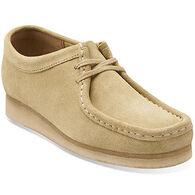 Clarks Women's Wallabee Moccasin Shoe