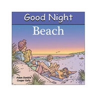 Good Night Beach by Adam Gamble