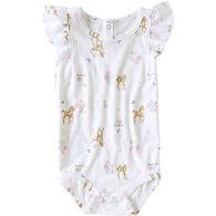 Carhartt Infant/Toddler Girls' Printed Bodysuit