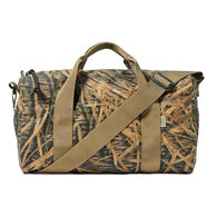 Filson Mossy Oak Camo Small Tin Cloth Field Duffle Bag