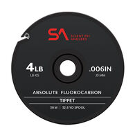 Scientific Anglers Absolute Fluorocarbon Tippet - 30 Meters