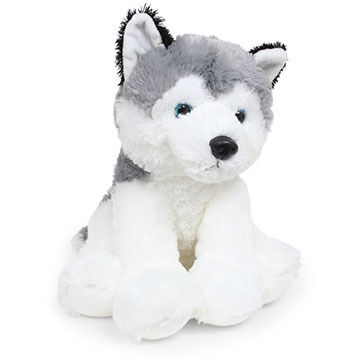 Aurora Husky 14 Plush Stuffed Animal