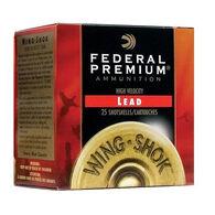 "Federal Premium Wing-Shok High Velocity Lead 16 GA 2-3/4"" 1-1/8 oz. #5 Shotshell Ammo (25)"