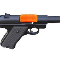 Chamber-View Semi-Auto 22 Cal. Pistol & Rifle ECI Safety Block