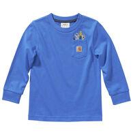 Carhartt Boy's Tool Pocket Long-Sleeve Shirt