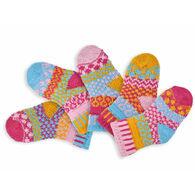 Solmate Socks Baby Cuddle Bug Sock, 5/pc